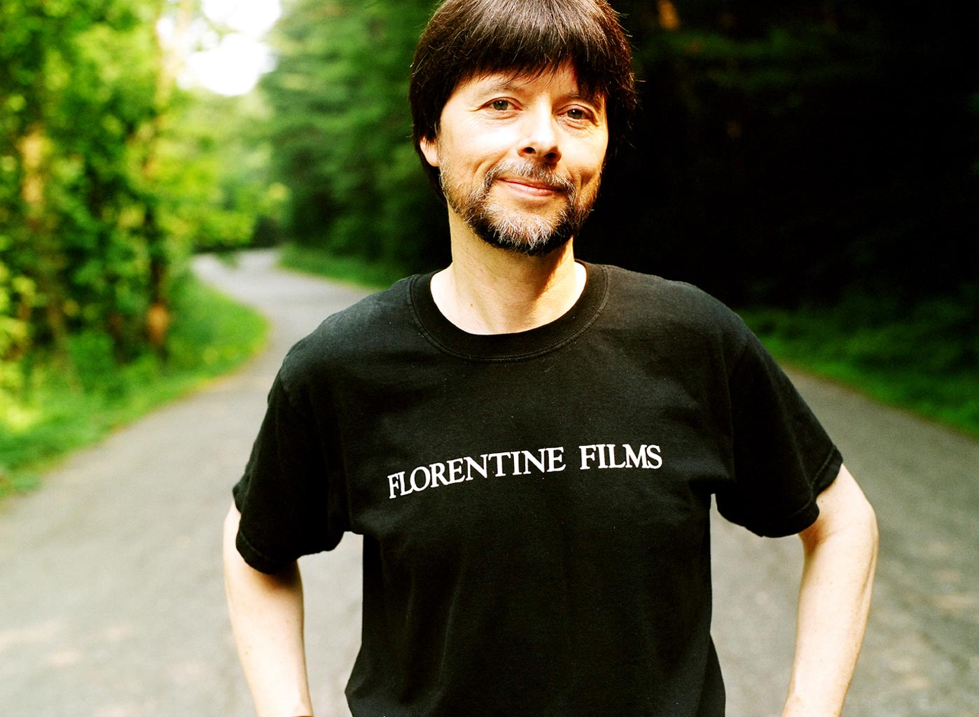 Ken Burns for American Profile