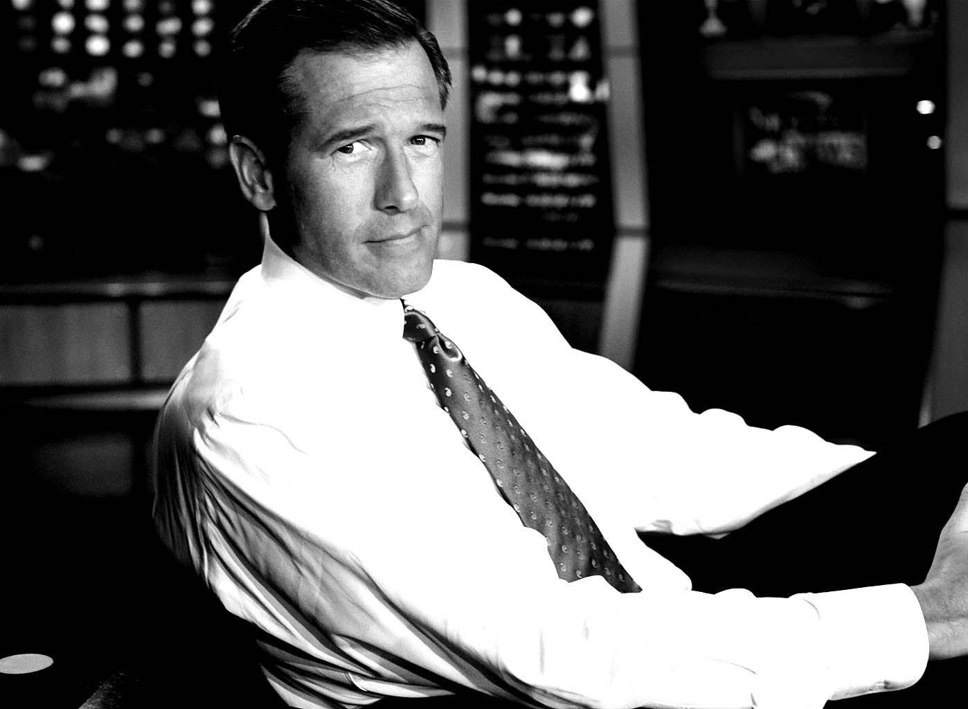 Brian Williams for American Profile