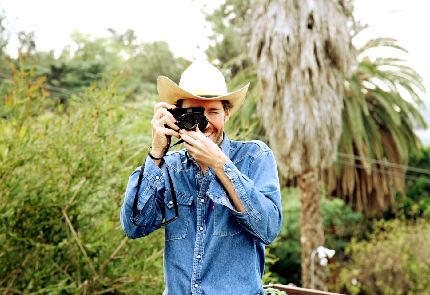 David Rawlings for Fretboard Journal