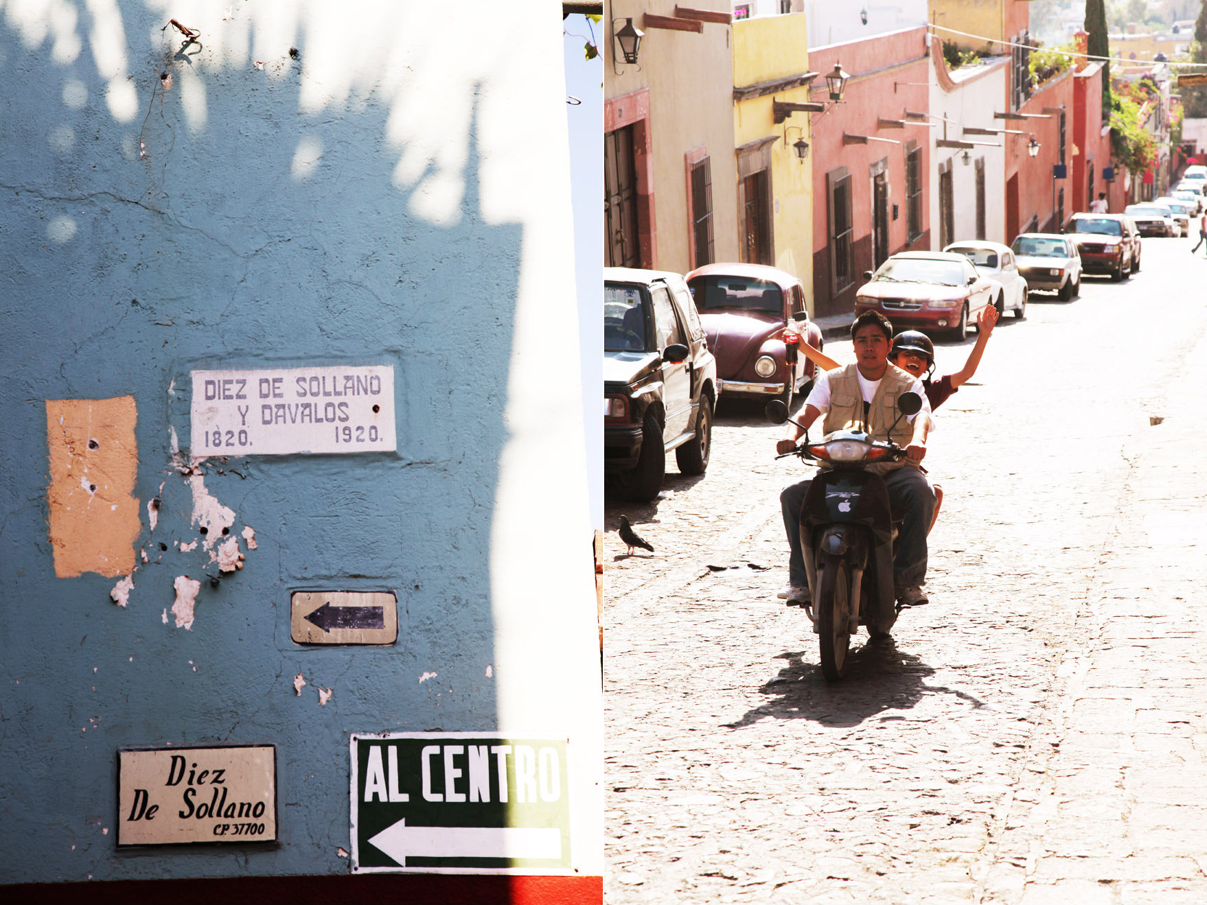 San Miguel de Allende for Anthology