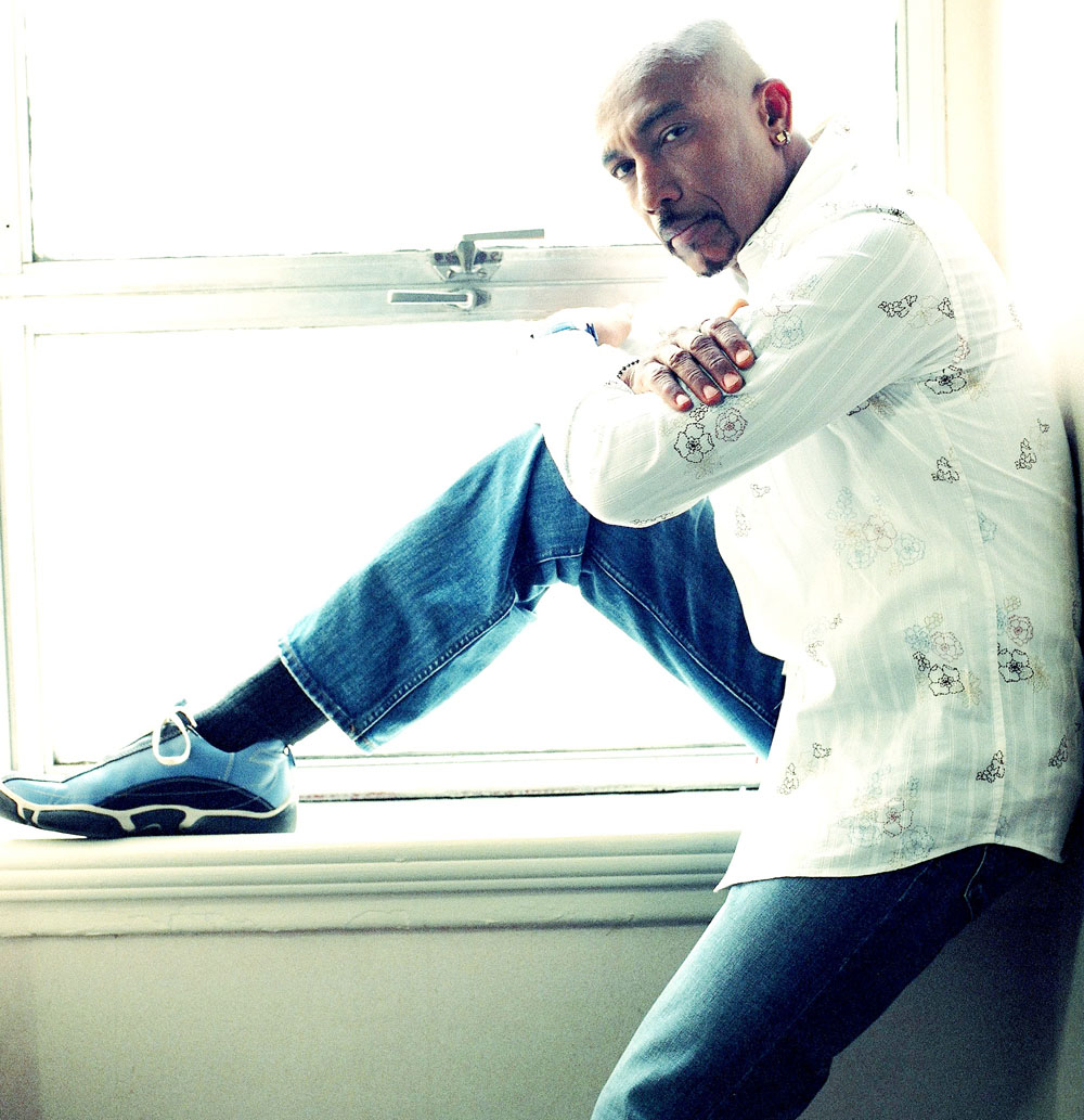 Montel Williams for American Profile
