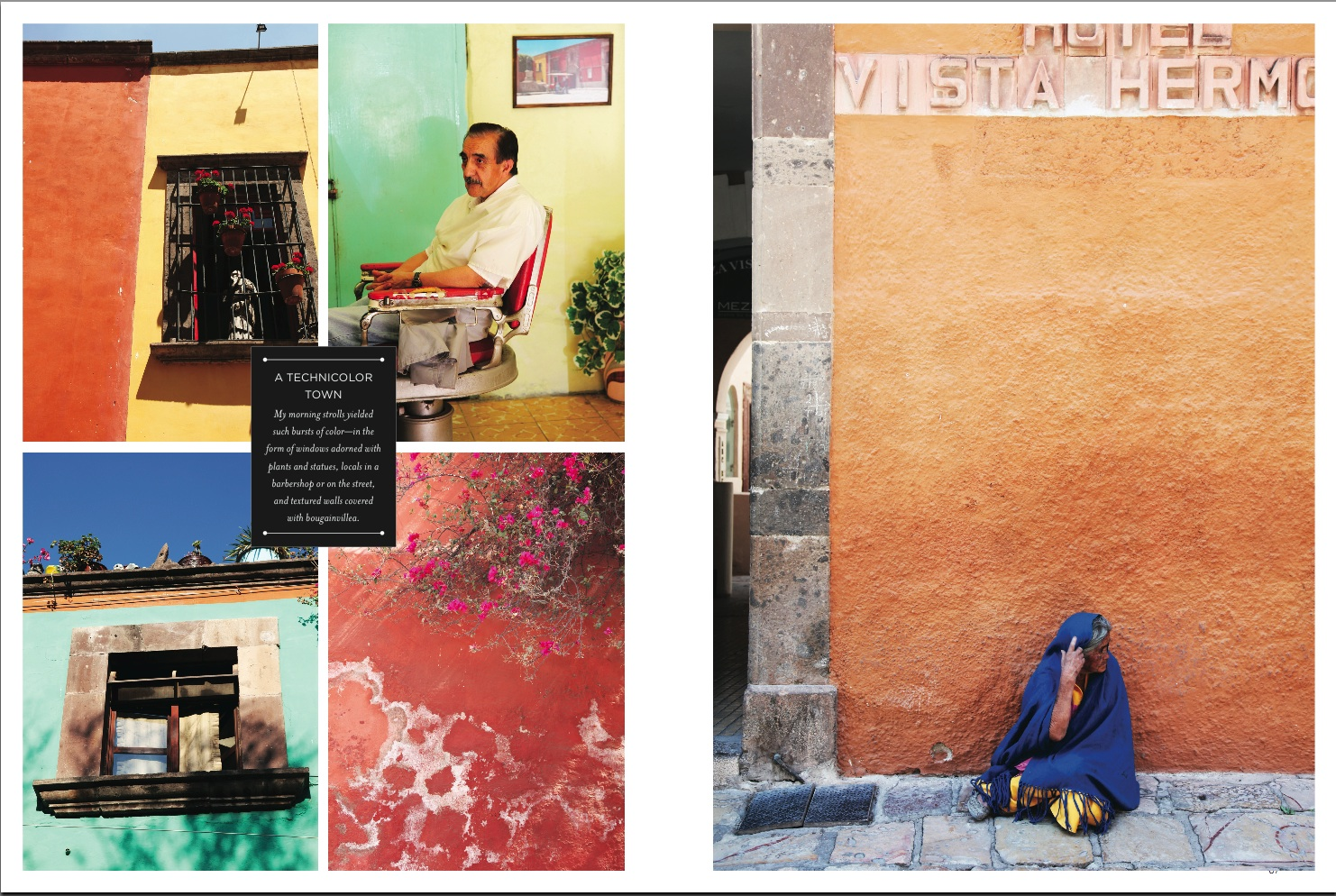 San Miguel de Allende Mexico Travel Feature for Anthology Magazine