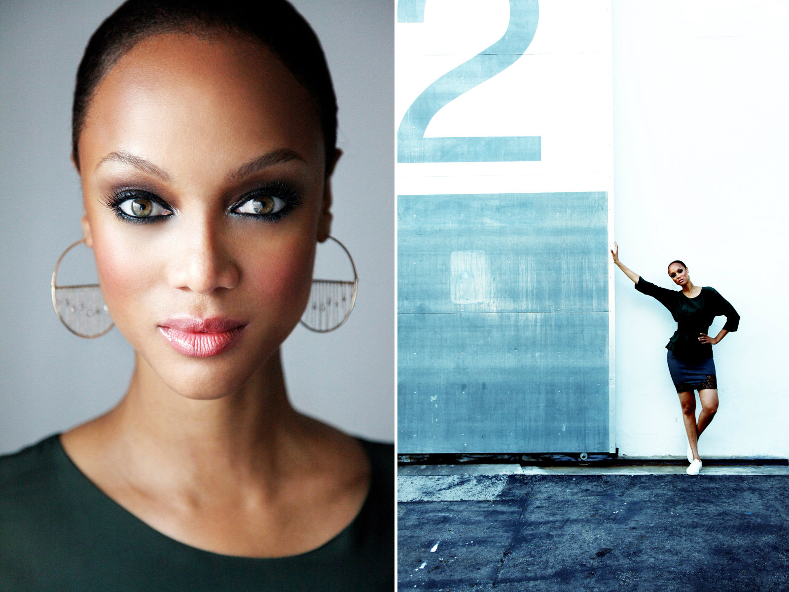 Tyra Banks for Type F