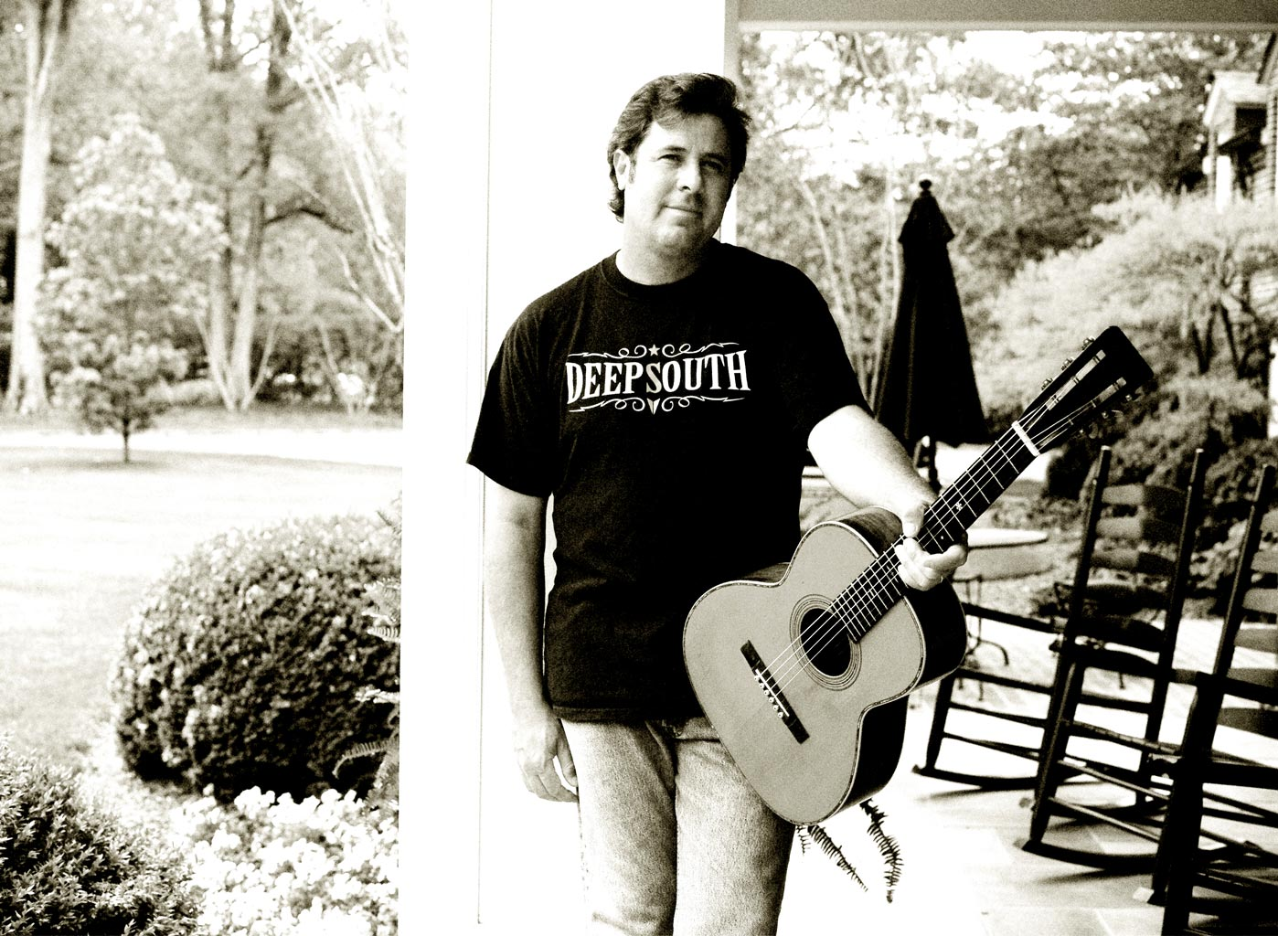 Vince Gill for Fretbaord Journal