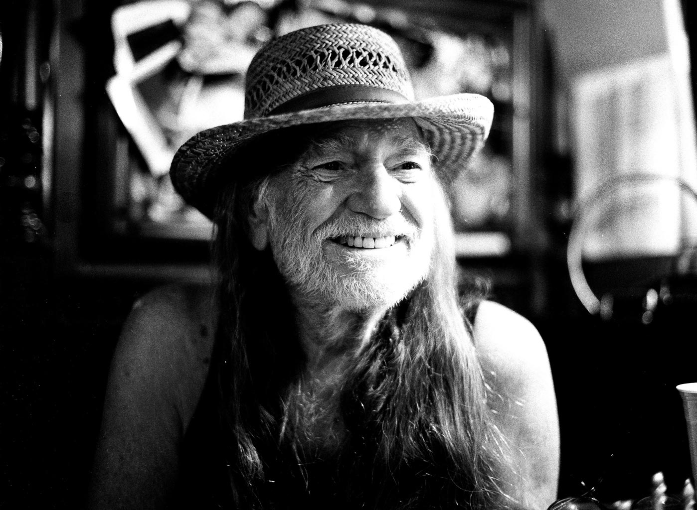 Willie Nelson for American Profile